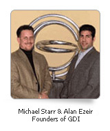 Michael Reed and Alan Ezeir