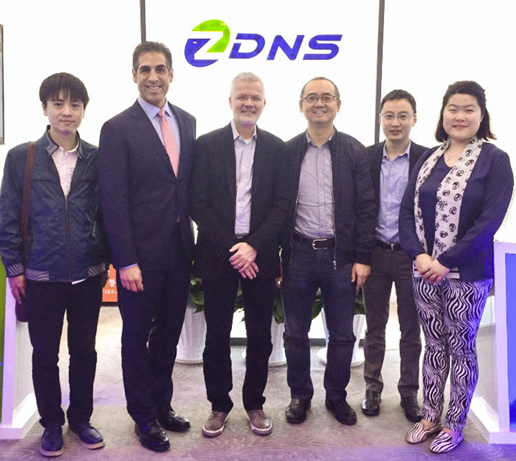 Meeting with ZDNS